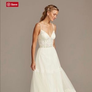 DB Melissa Sweet Bridal Gown size 8